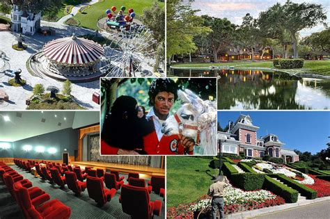 michael jackson house neverland michael jackson s ghost spooks neverland ranch news entertainment