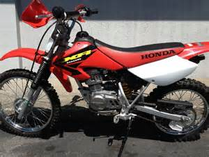 Honda 100 Dirt Bike Buy 2003 Honda Xr100 Xr 100 Dirt Bike On 2040 Motos