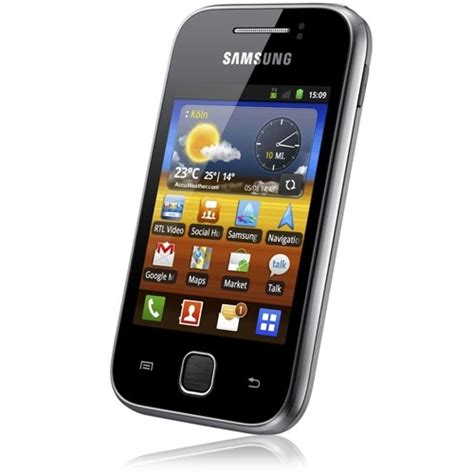 Hp Samsung Android Gt S5360 samsung galaxy y gt s5360 bgl s5363 smartphone android touchscreen phone ebay