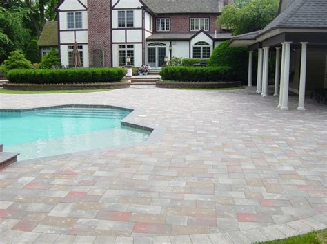 Paver Patio Nj South Jersey Patios Paradise Pavers Landscape Nj