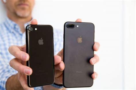 tests de l iphone 7 et l iphone 7 plus beaucoup de points positifs et quelques critiques
