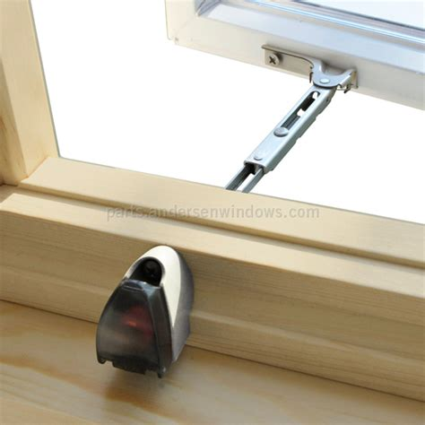 Awning Window Mechanism Casement Window Opening Control Device Andersen Windows