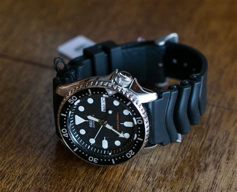 seiko dive watches seiko skx007 dive unboxing