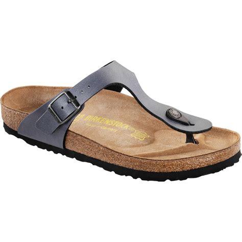on sandals birkenstock gizeh womens slip on sandals ebay