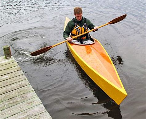 how to build a kayak boat kayak plans fyne boat kits