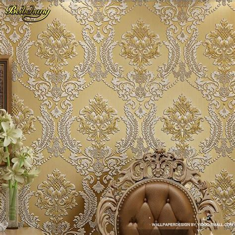 new classic wallpaper collection beibehang luxury classic wall paper home decor background