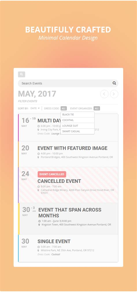 eventon wordpress event calendar plugin ashanjay