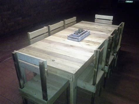 Dining Room Table Made From Pallets How To Build A Dining Room Table 13 Diy Plans Guide Patterns