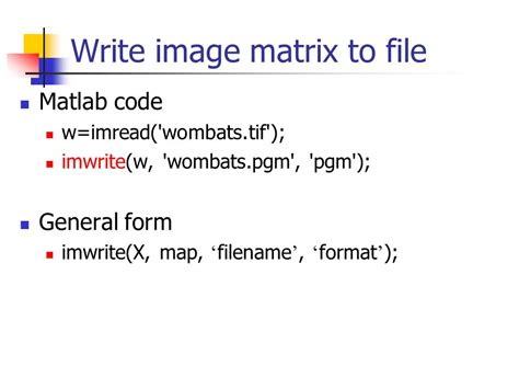 format file matlab images and matlab source of images science subcategory