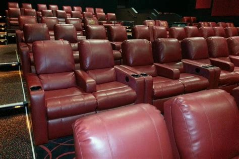 Recliners Theater by Amc To Upgrade Digital Projection Theaters With Plush