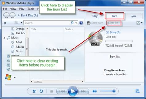 fix you original mp3 download how to burn cds and dvds in windows media player 12