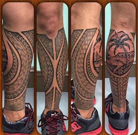 tribal tattoo zine cool tats for calf men tattoo d zine pasifika