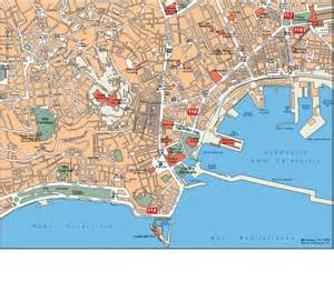 naples city map