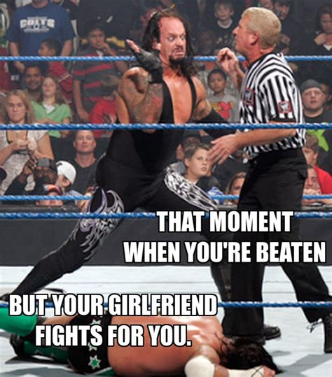 Funny Wwe Memes - trust wwe to make everything look cooler