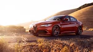 Alfa Romeo Wallpapers 2017 Alfa Romeo Giulia Quadrifoglio 4 Wallpaper Hd Car