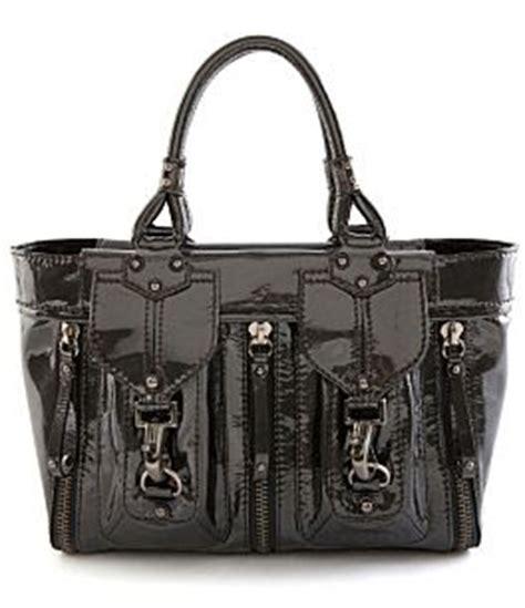 Trovata Canvas And Patent Tote The Bag Snob 8 by Language The Handbag Part Three