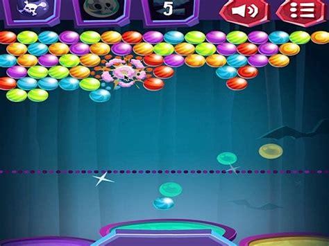 halloween bubble shooter juego  en juegosjuegoscom