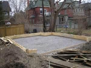 garage slab 20 x 20 edge concerns concrete amp paving 17 best ideas about concrete slab on pinterest diy