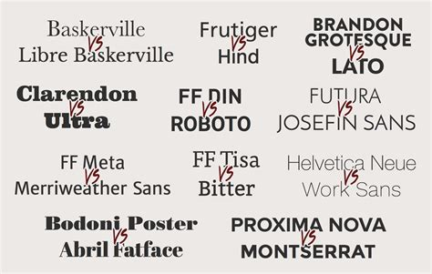 the best free the best free alternatives to the most popular fonts