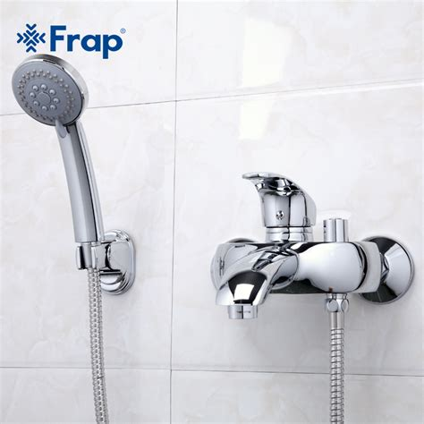 No Cold Water In Shower Single Handle Faucet by Frap 1 Set Classic Style Single Handle Solid Brass