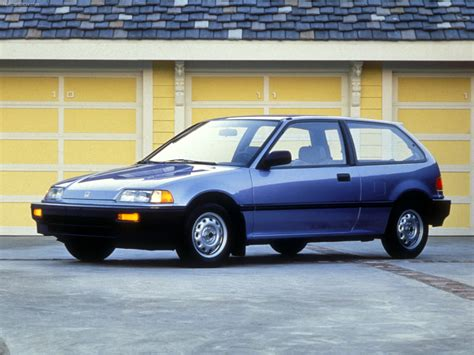 Honda Civic Hatchback (1988)