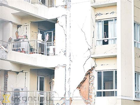 Government may order demolition of earthquake damaged