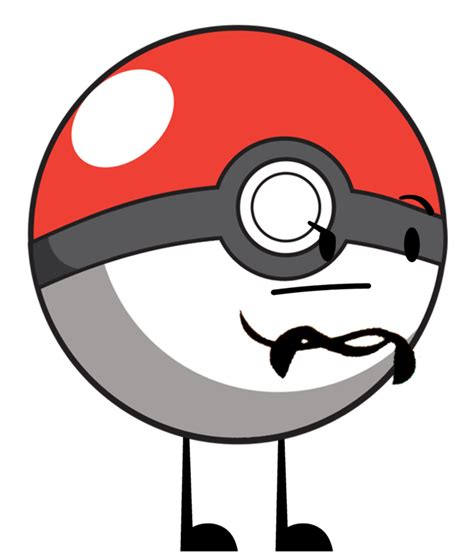 image pokeball new pose2 png battle for dream island