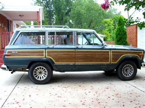 1991 jeep grand wagoneer for sale jeep grand wagoneer questions how many huntergreen 1991