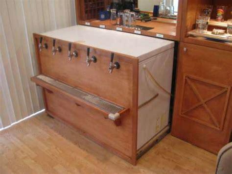 Custom Kegerator Cabinet by Ryanbevers
