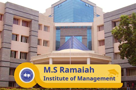 Ms Ramaiah Institute Of Management Mba Fees by Vs Aims Vs Ifim Vs Alliance Detailed