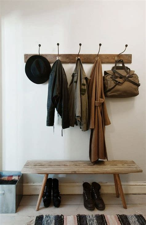 entrance coat rack bench 17 best images about hallway on pinterest entryway