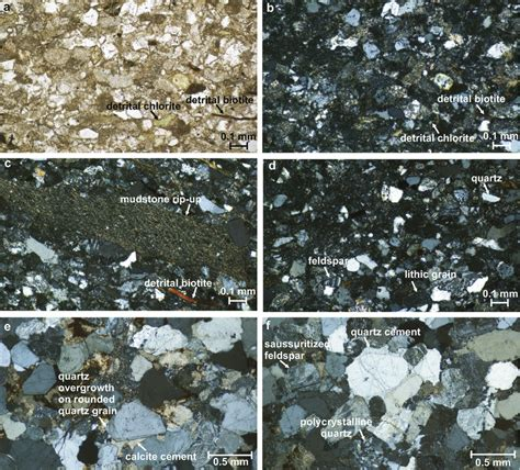 mudstone thin section a thin section of brown weathering medium grey very