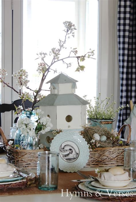 The Nest Home Decor Decorating With Bird Nests For
