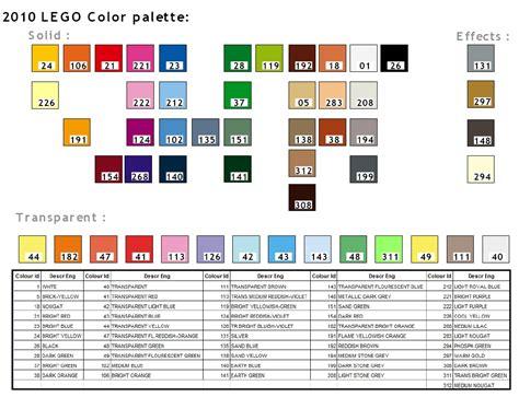 code of many colors lego farbenlehre wer kennt sich aus lego bei