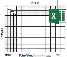 excel spreadsheet super bowl square grids