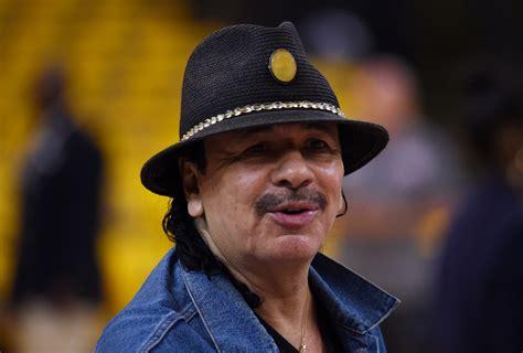 Alive Santana by Carlos Santana Victim Of Hoax Cbs News