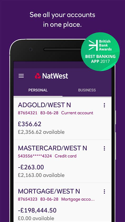 natwest mobile banking natwest mobile banking android apps on play