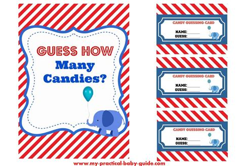 Nautical Themed Party Favors - carnival circus birthday ideas my practical birthday guide