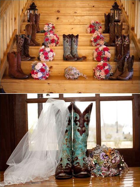 25  best ideas about Wedding cowboy boots on Pinterest
