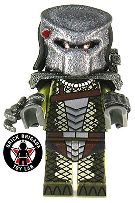 Brick Minifigure Predator brick brigade custom lego predator sci fi jungle buy in ksa products