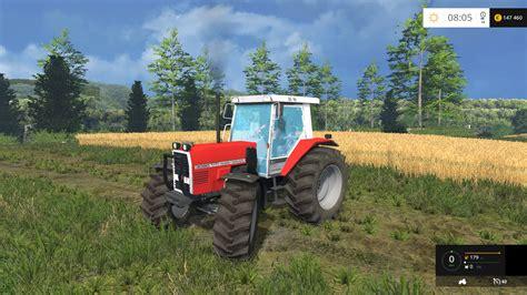 Kaos Dust Do It 255 massey ferguson 3080 v1 0 farming simulator modification