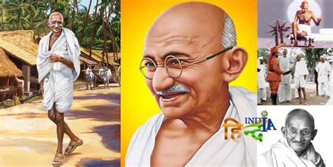 gandhi ki biography hindindia best hindi motivational blog for inspirational