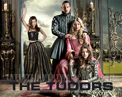 lade in serie the tudors