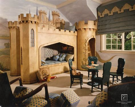 castle bedding castle bed
