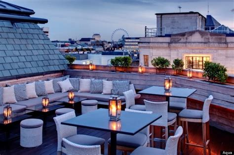top london rooftop bars london s rooftop restaurants dine with a view huffpost uk