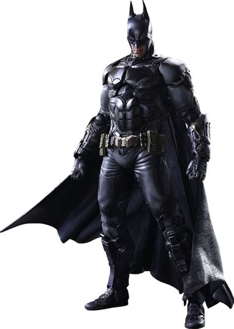 dc comics batman arkham knight collectible figure by