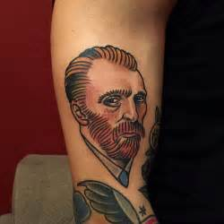 best 25 van gogh tattoo ideas on pinterest