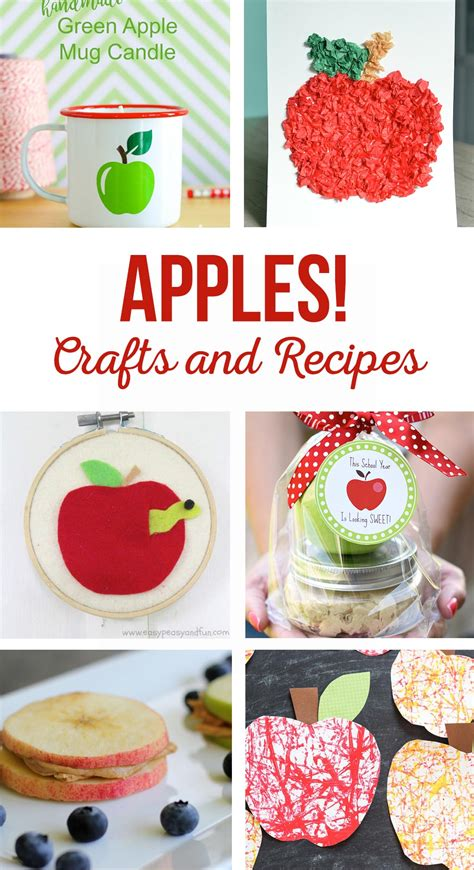 printable apple recipes apple crafts and recipes