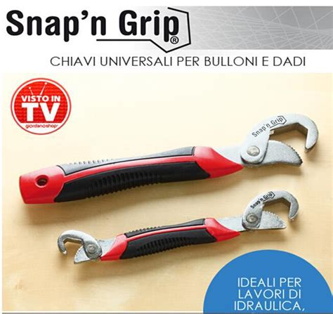 Snap N Grip Kunci Universal original universal socket wrench snap and grip new snap n grip tool adjustable spanner normal