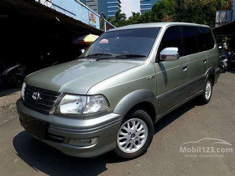 Kijang Krista At 2003 by Jual Mobil Toyota Kijang 2003 Krista 2 0 Di Dki Jakarta